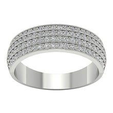 Load image into Gallery viewer, Top View Designer Wedding Ring-DWR40