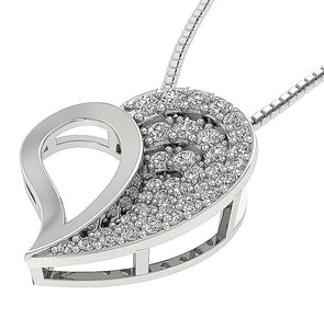 Designer Prong Set Pendants-DP254