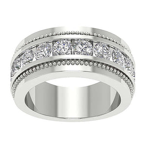 Designer Rings Diamonds -MR-89-2.00Ct
