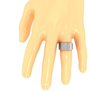 Wedding Ring On Finger-MR-19