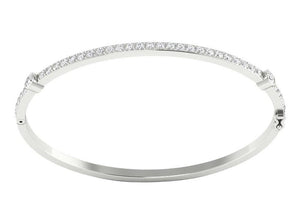 Natural Diamonds Bangles-DBR25