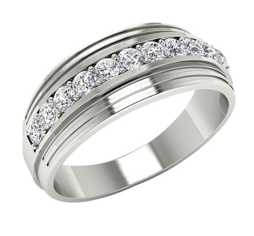 Mens Wedding Band-MR-71