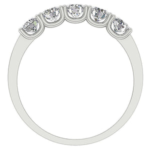 Front View Diamond Ring-DFR56