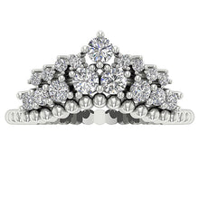 Load image into Gallery viewer, CrownStyle14KDiamondRing-WR-549