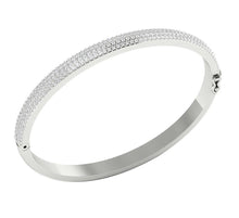 Load image into Gallery viewer, Cross View Diamonds Bangles-DBR21