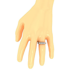 On Hand 14k Solid Gold  Ring