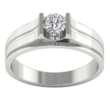 Load image into Gallery viewer, Width 6.70MM Solitaire Ring-DMR4