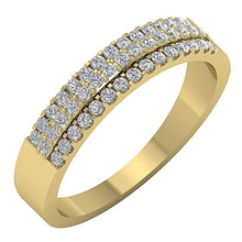 Load image into Gallery viewer, YellowGoldAnniversaryDiamondRing-WR-545
