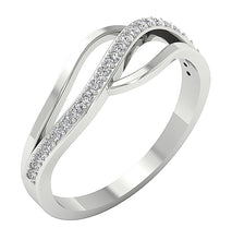Load image into Gallery viewer, WeddingWhiteGold14KRing-WR-546