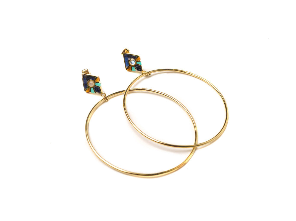 Golden Insigth Hoops