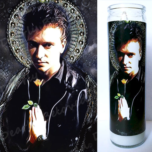 St Alan Wilder Prayer Candle, 8