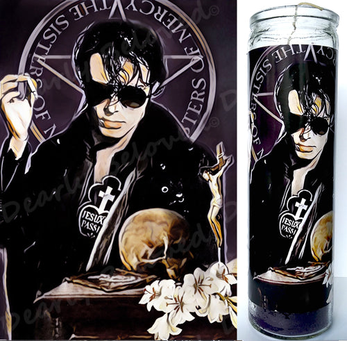 St Andrew Eldritch, Goth, Sisters of Mercy 8