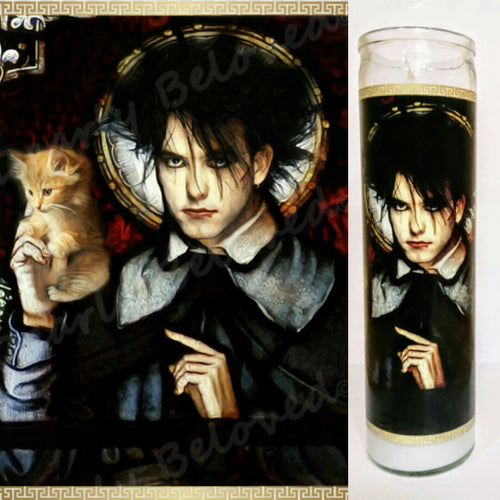 St. Robert Smith Prayer Candle, 8