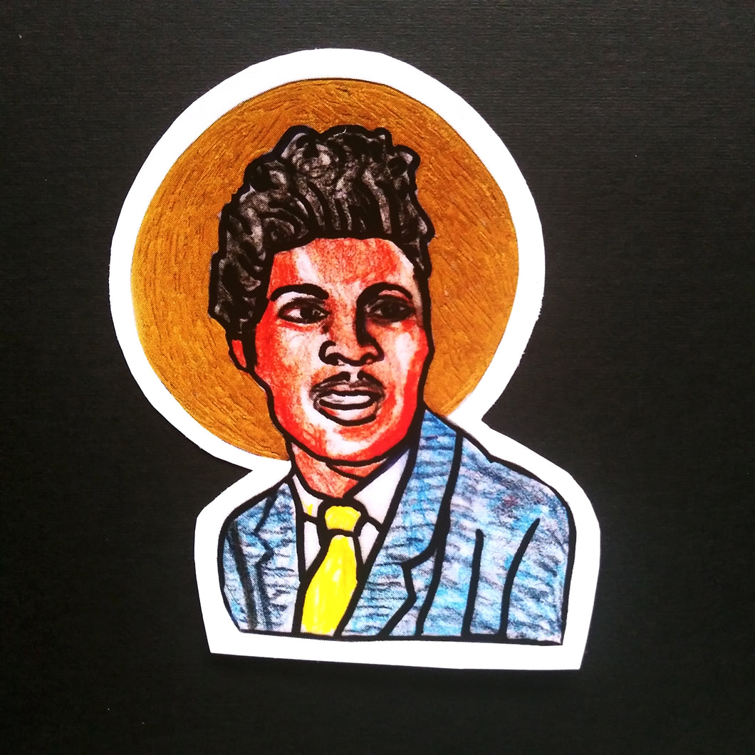 PUNdemic Stickers - Robert Smith, Stevie Nicks, Bowie, Little Richard, Ian Curtis