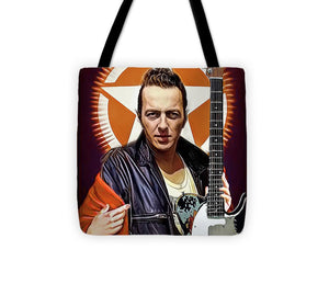 St Joe of the Strummers - Tote Bag