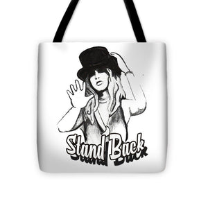 Stand Back - Tote Bag