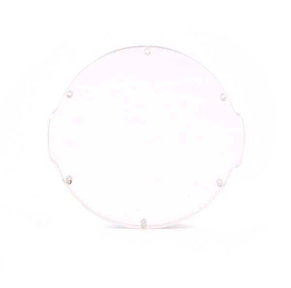 "Clear Acrylic Endcap (4"" Series)"