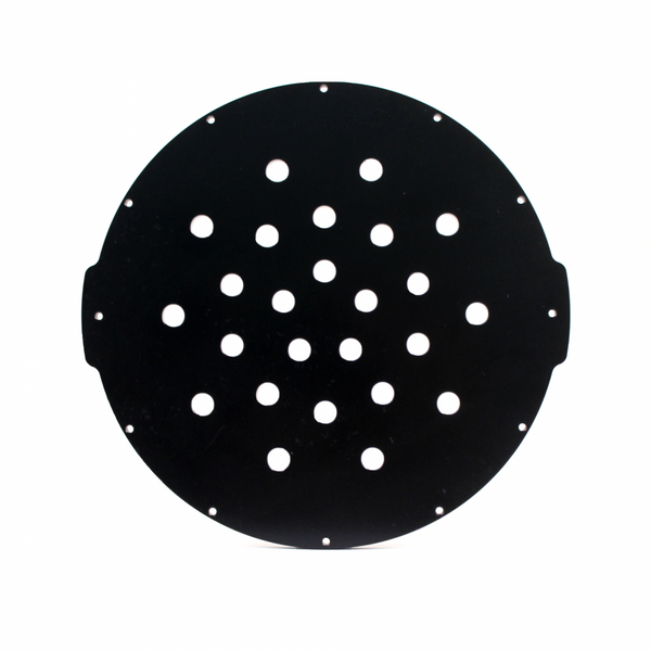 "Aluminium Endcap with 25 Holes(8"" Series)"