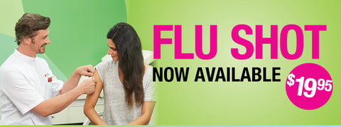 Book a flu shot get vaccination priceline