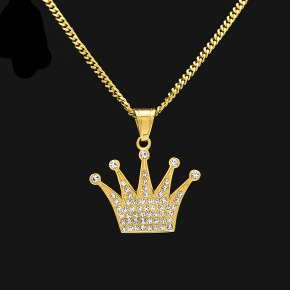Rolex Crown Pendant