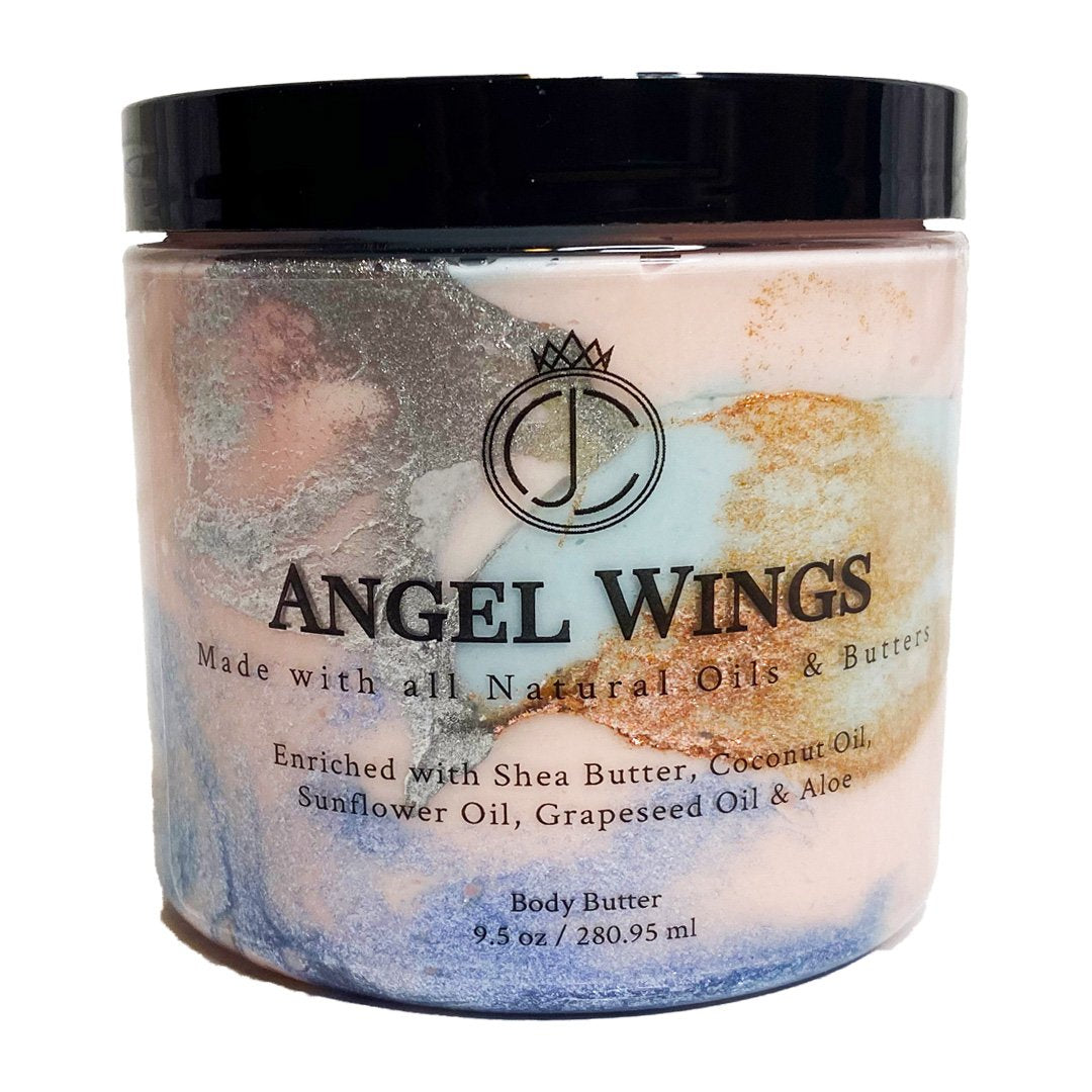 Angel Wings Whipped Body Butter
