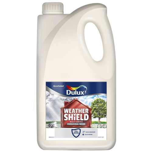 Dulux Retail Weathershield Multi Surface Fungi Wash