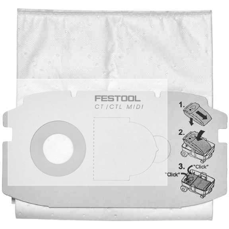 Festool - SELFCLEAN filter bag (C FIS-CT MIDI/5) - Trade Angel