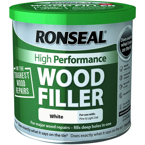Ronseal - High Performance Wood Fillers White