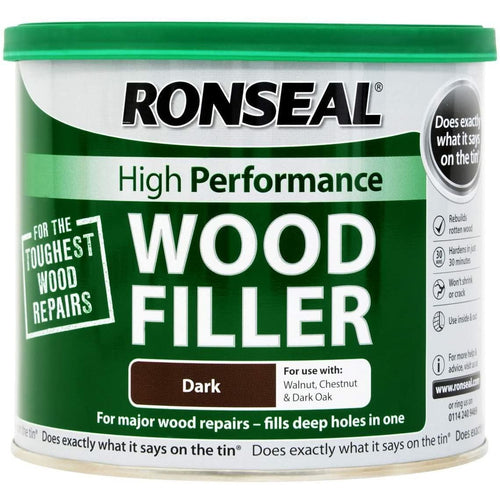 Ronseal - High Performance Wood Fillers Dark