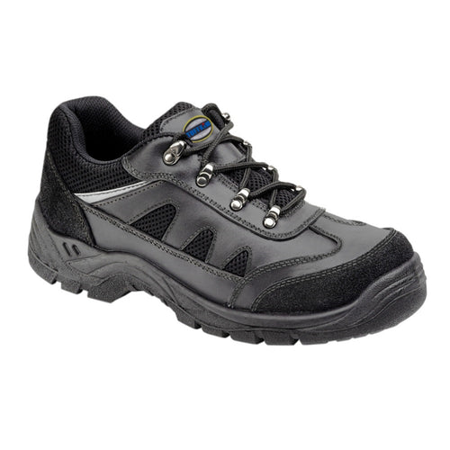 9065 Black Safety Trainer - Trade Angel