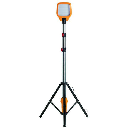 Defender - LED Task Light with Telescopic Tripod 12W - 240V