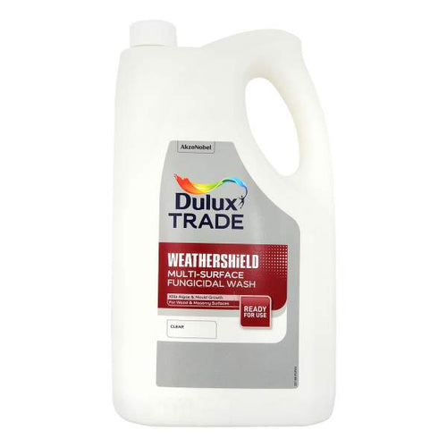Dulux Trade Weathershield Multi Surface Fungi Wash 5L