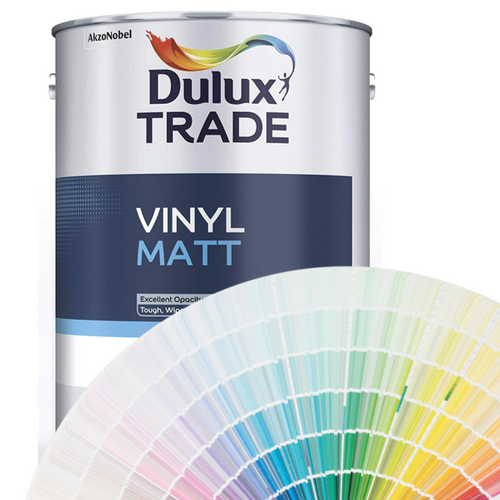 Dulux Trade Vinyl Matt (Tinted Colours) 2.5l