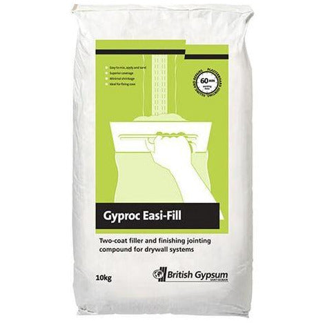 Gyproc Easi-Fill 10kg - Trade Angel
