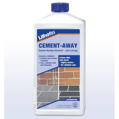 Lithofin Cement Away - Trade Angel