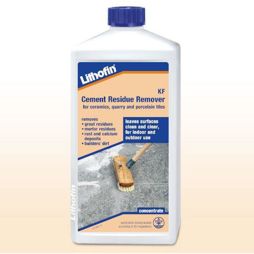 Lithofin KF Cement Residue Remover - Trade Angel