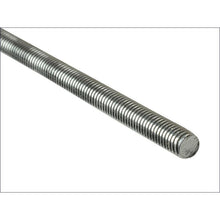 Load image into Gallery viewer, A2 Stainless Threaded rod - 1m lengths packs of 5 - Trade Angel