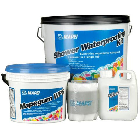 MAPEI Shower Waterproofing Kit - Trade Angel