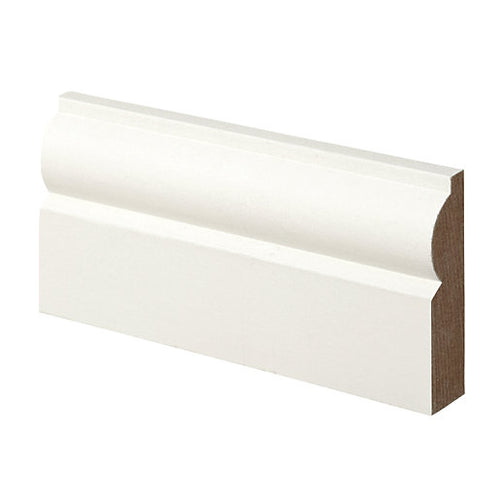 MDF Torus Architrave MR Primed 2.2m - Trade Angel