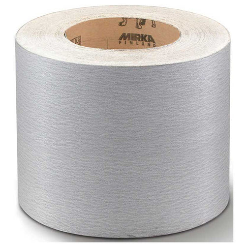 MIRKA CARATFLEX PAPER ROLL 115MM X 50M - Trade Angel