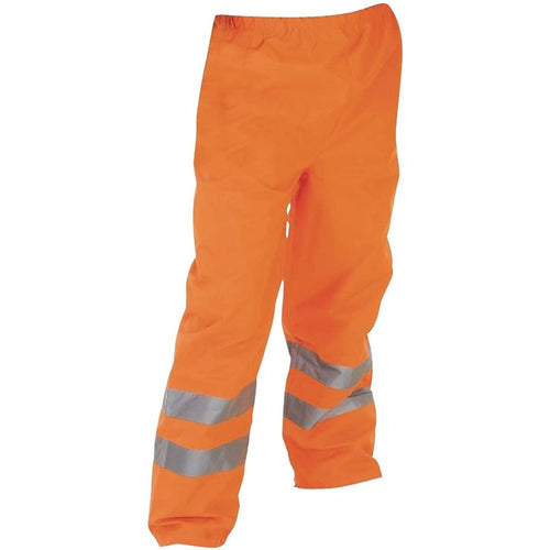 Orange High Visibility Trousers - Trade Angel