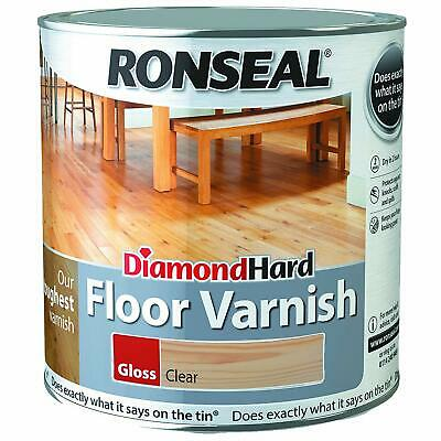 Ronseal - Diamond Hard Floor Varnish Gloss