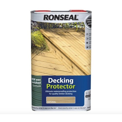 Ronseal - Decking Protector Natural 5l