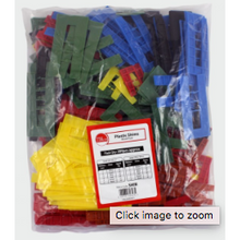Load image into Gallery viewer, Assorted Horseshoe Shims 1mm to 6mm - bag of 200 - Trade Angel