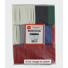 Load image into Gallery viewer, Assorted Flat Packers 1mm to 6mm Assorted Packers - 28mm - bag of 200 - Trade Angel