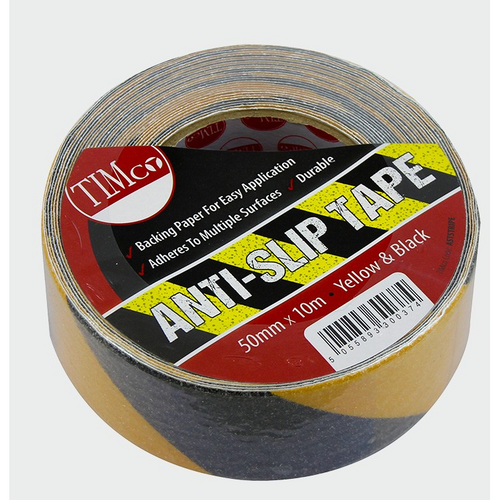 Anti Slip Tape Yellow and Black - Trade Angel