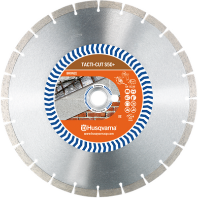Husqvarna Diamond Mortar Raking Blades - Tacti Cut S50 - Trade Angel