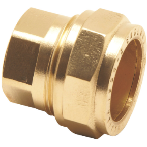 Brass Compression End Stops - Trade Angel