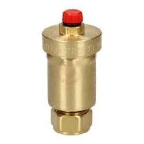 Brass Compression auto air vent - 15mm - Trade Angel