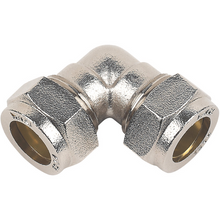 Load image into Gallery viewer, 15mm Chrome Compression Fittings - Trade Angel
